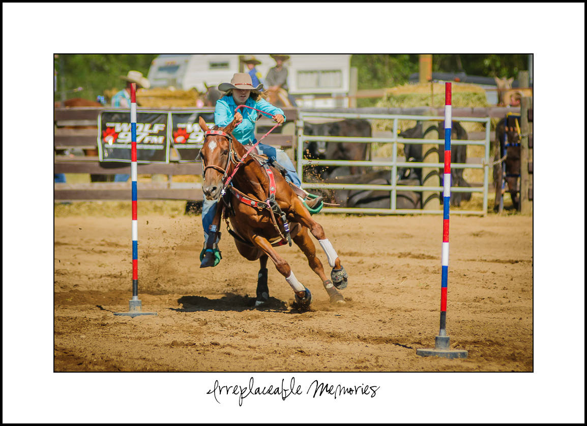 Tim Hortons Little Britches Rodeo Aug 18-19 2012
