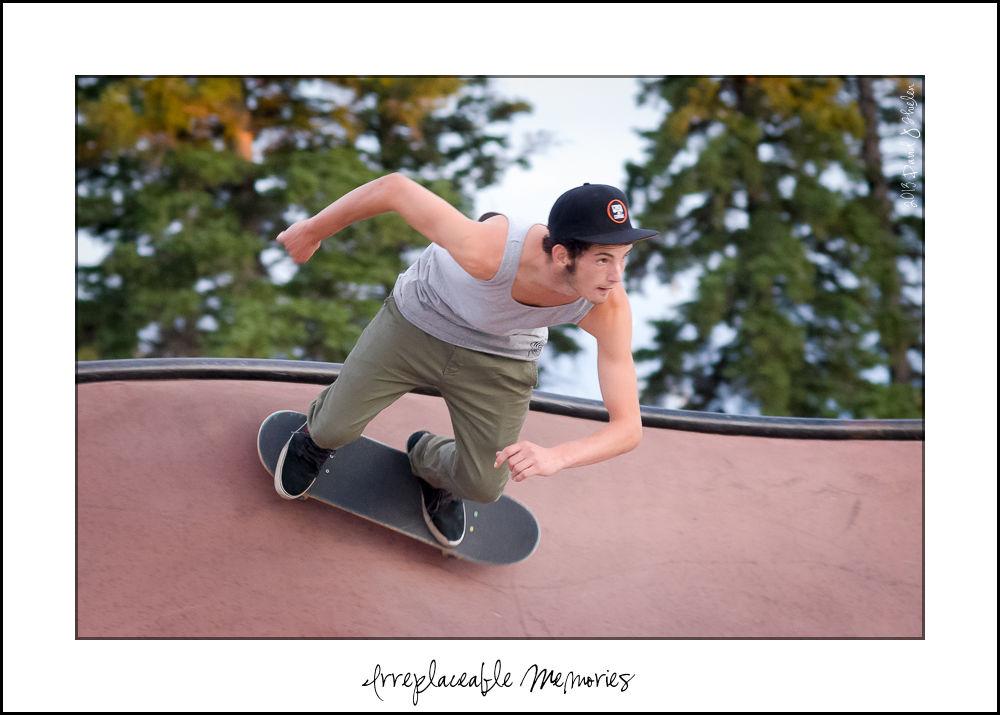 Olds Skateboard Park