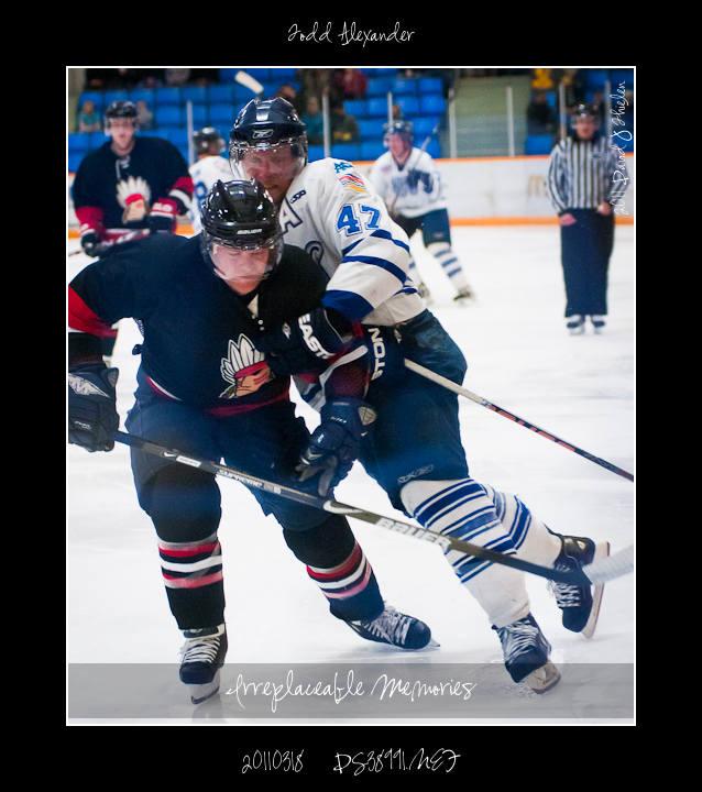 Fort St John Senior Flyers Savage Cup Game 2-38991