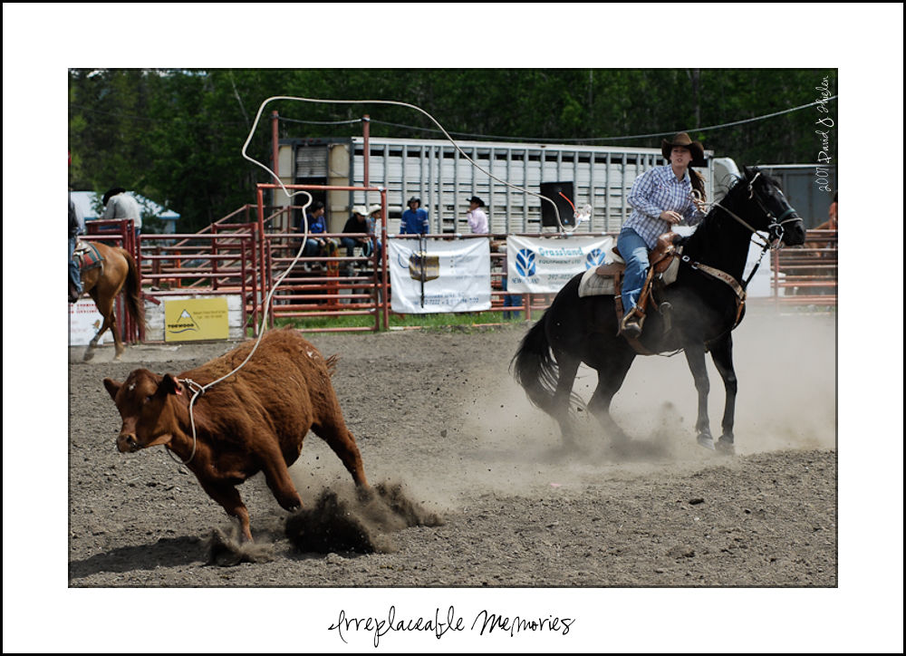 Central Alberta Rodeo Photography