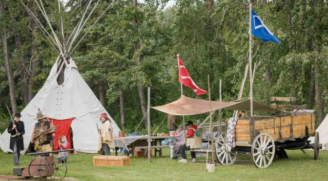Fort Normandeau Days 2014 Day 2