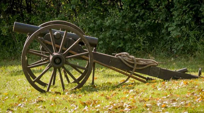 Fort Normandeau Days 2014 Day 1